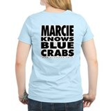 Marcie Knows Blue Crabs
