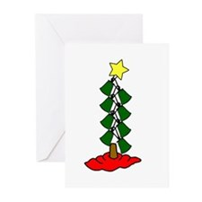 The Christmas Belltree Greeting Cards (Pk of 20)