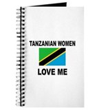 Tanzanian Love Me Journal