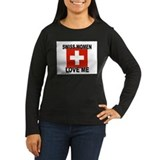 Swiss Love Me T-Shirt