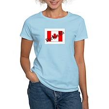 Fuckin Eh (Canadian Flag) T-Shirt