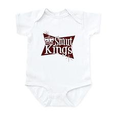 Smut Kings Red Logo Infant Bodysuit