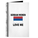Serbian Love Me Journal