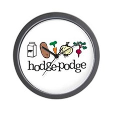 Cute Hodges Wall Clock