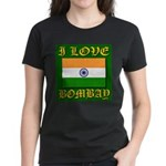 I Love Bombay Women's Dark T-Shirt