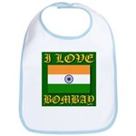 I Love Bombay Bib