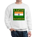 I Love Bombay Sweatshirt
