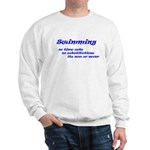 Its Now or Never Sweatshirt