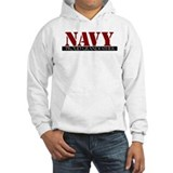 Cute Navy grandfather Jumper Hoody