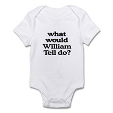 William Tell Infant Bodysuit