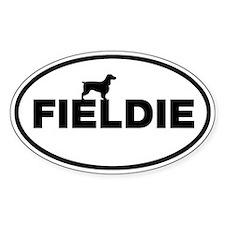FIELDIE Oval Sticker (50 pk)