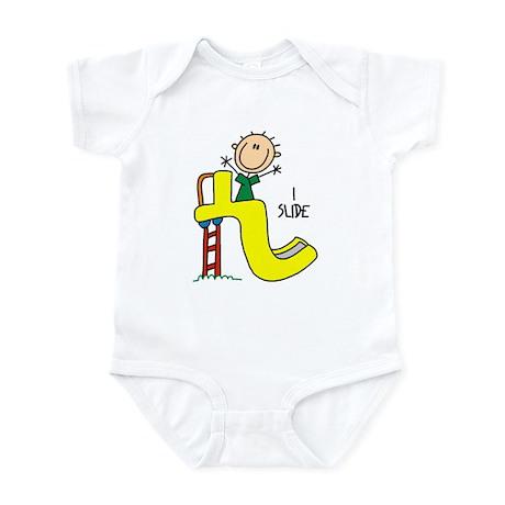I Slide Infant Bodysuit