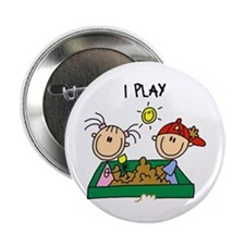 "I Play 2.25"" Button"