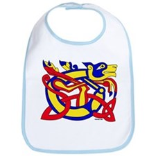 Lion of Kells Bib