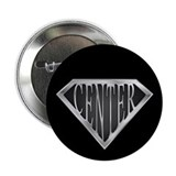 "SuperCenter(metal) 2.25"" Button (10 pack)"