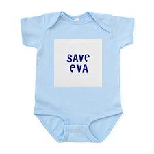 Save Eva Infant Creeper