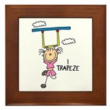 I Trapeze Framed Tile