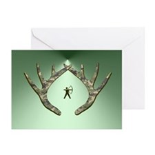 GREEN CAMO SHED (Pk of 10)