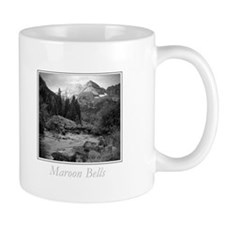 colorado maroon bells coffe mug