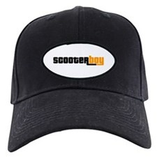 ScooterBoy Baseball Hat