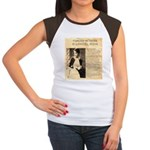 Lilly Langtry Women's Cap Sleeve T-Shirt