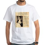 Lilly Langtry White T-Shirt
