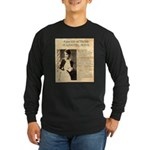 Lilly Langtry Long Sleeve Dark T-Shirt