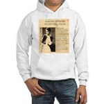 Lilly Langtry Hooded Sweatshirt