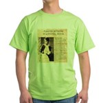 Lilly Langtry Green T-Shirt