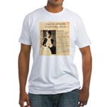 Lilly Langtry Fitted T-Shirt