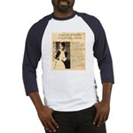 Lilly Langtry Baseball Jersey