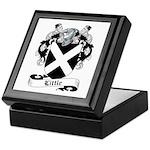 Little Family Crest Keepsake Box