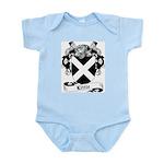 Little Family Crest Infant Creeper