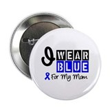 "Mom Colon Cancer 2.25"" Button (10 pack)"