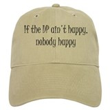 DP happy Baseball Cap