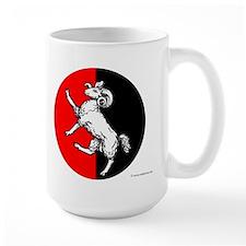 Gleann Abhann Populace Large Mug