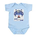 Lockhart Family Crest Infant Creeper