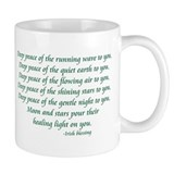 Deep Peace Small Mug