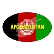 Afghanistan Flag Extra Decal