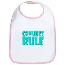 Conures Rule Bib