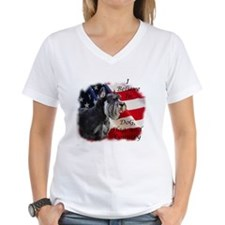 Dog, Flag, and Country Shirt