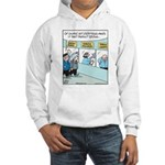 Product Testing Laboratory Hooded Sweatshirt