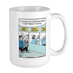 Product Testing Laboratory Large Mug