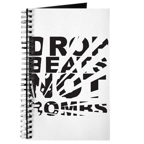 Drop Beats, Not Bombs Explosion Journal