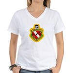 Vermont SP Dive Team Women's V-Neck T-Shirt