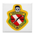 Vermont SP Dive Team Tile Coaster