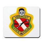 Vermont SP Dive Team Mousepad