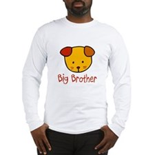 Dog Big Brother Long Sleeve T-Shirt