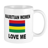 Mauritian Women Love Me Mug
