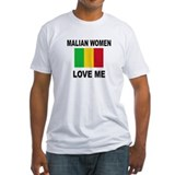 Malian Women Love Me Shirt